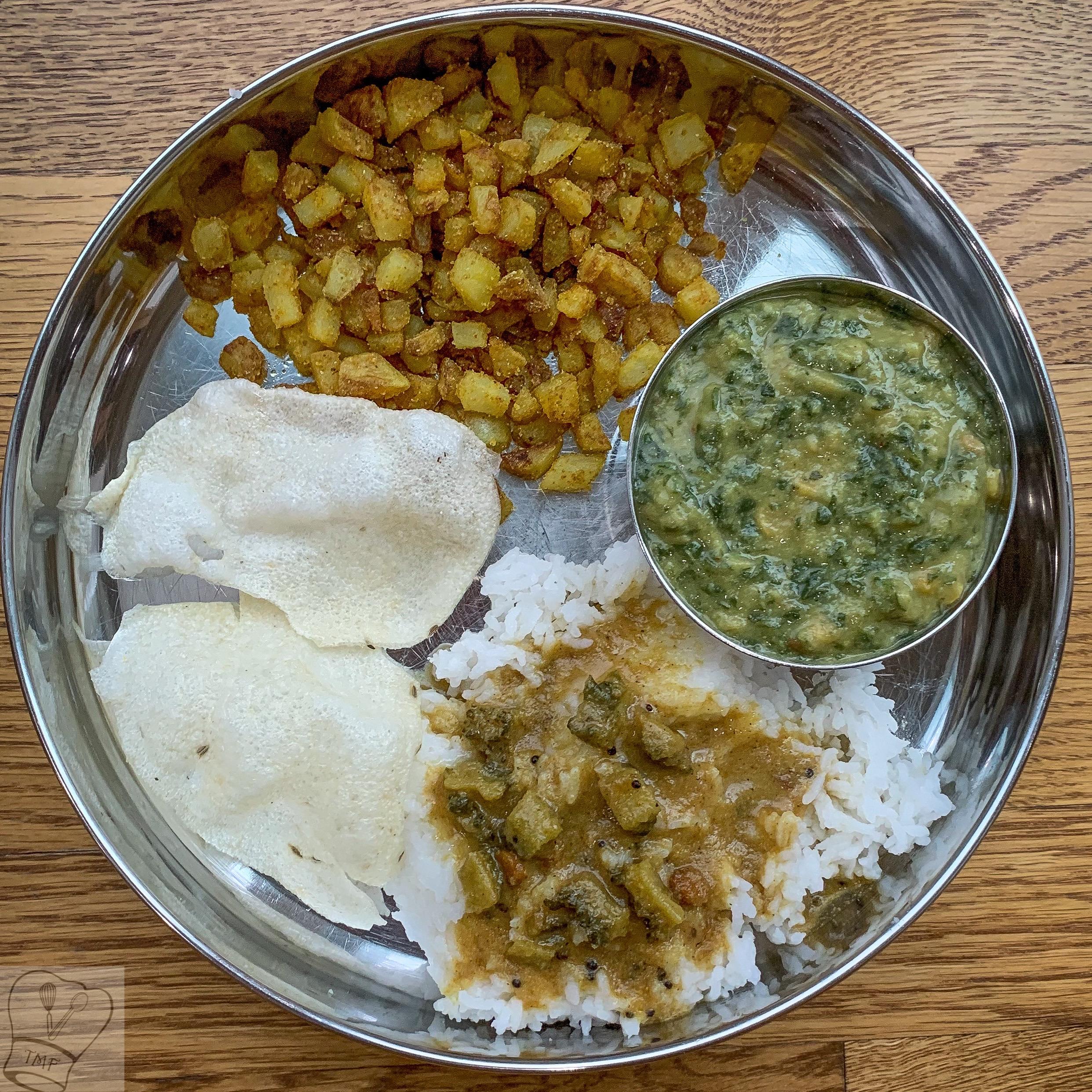 Podi curry