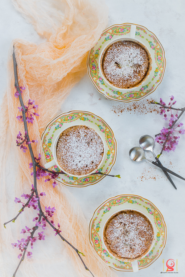 Snickerdoodle Mug Cake W4
