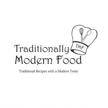 Traditionally Modern Food logo